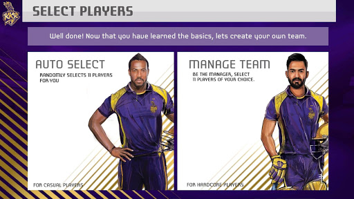 KKR Cricket 2018 1.0.1 screenshots 1
