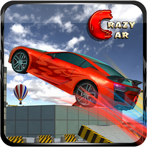 Crazy City Car Roof Jumping for PC and MAC