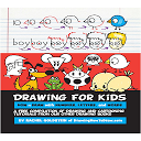 HOW to DRAW with NUMBERS, LETTERS and WORDS APK
