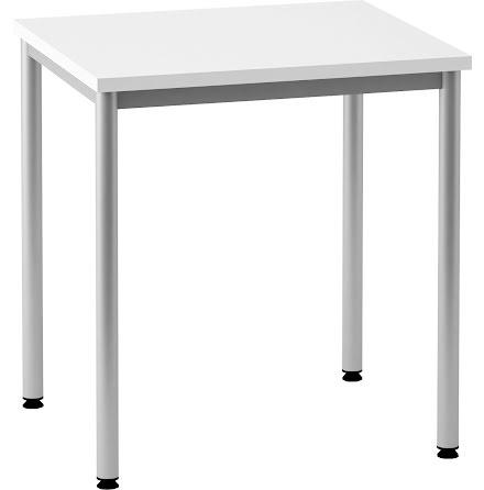 Komplett bord 700x600mm vit