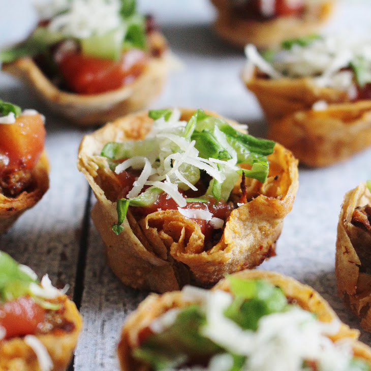 Tiny Taco Bites Recipe