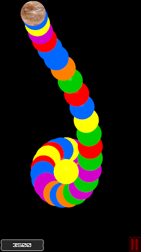Rainbow Balls Collector Marble