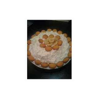 Banana Pudding Pie, Oh My!!