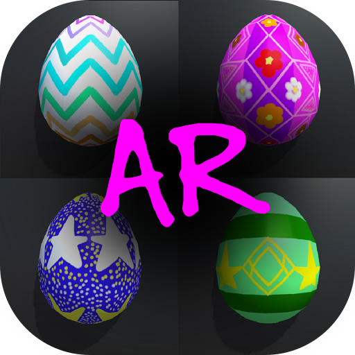 Augmented Reality Egg Hunt
