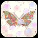 Collide Bubbles Live Wallpaper icon
