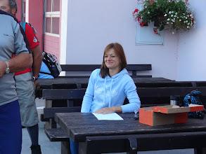 Photo: Tosja je poskrbela za prvi žig v Zrečah.