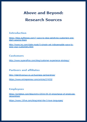 AboveBeyond_ResearchSources