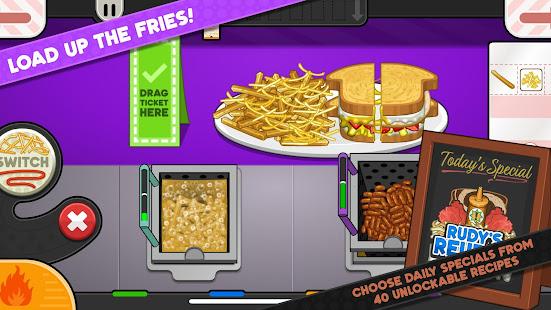 Papa's Cheeseria To Go! for PC-Windows 7,8,10 and Mac apk screenshot 10