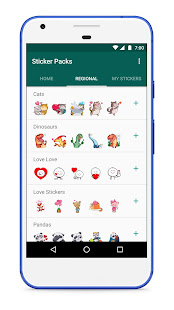 Sticker Packs for WhatsApp 3