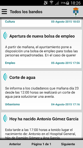 Cabezabellosa Informa