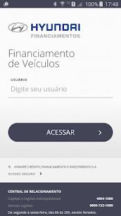 Hyundai Financiamentos - náhled