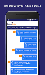 Colleges India: CollegeDekho- screenshot thumbnail