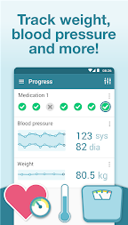 Pill Reminder & Medication Tracker - MyTherapy APK screenshot thumbnail 7