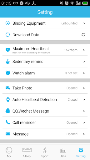 aceband  screenshots 1