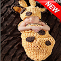 450+ Crochet Baby Dress APK icon