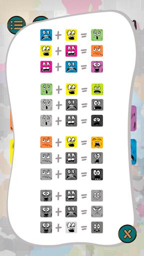 Panicking Colors Free 1.4 screenshots 3