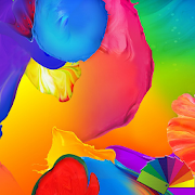 Theme Xperien Rainbow Colors