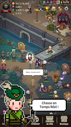Télécharger Evil Hunter Tycoon mod apk screenshots 5