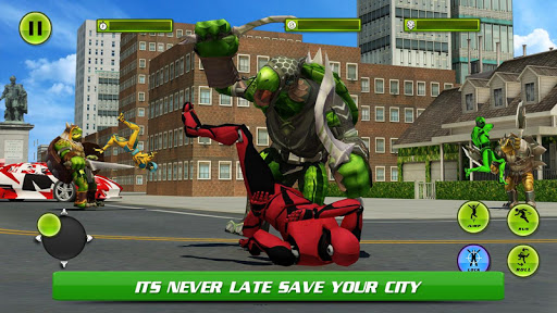 Bayangan Ninja Pahlawan Pejuang Penyu 1.1.1 screenshots 5