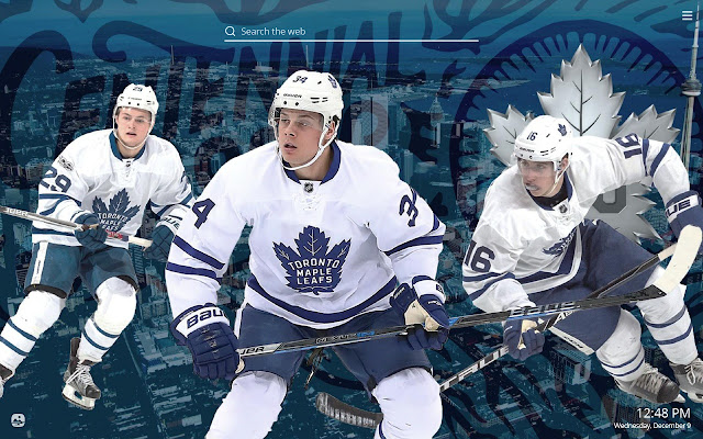 Toronto Maple Leafs Hd Wallpapers New Tab