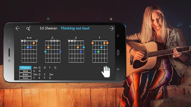 Download chords guitar - kumbaya APK latest version app for android ...