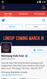 Winnipeg Folk Fest 2017- screenshot thumbnail
