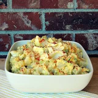 Potato Salad With Egg And Mustard Recipes.
