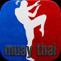 Muay Thai Kick-Boxing Training icon