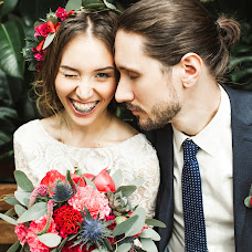 Wedding photographer Liza Medvedeva (Lizamedvedeva). Photo of 04.06.2016