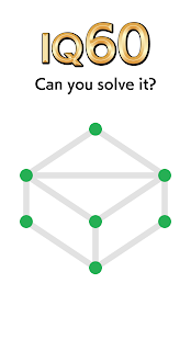 1LINE - one-stroke puzzle game - náhled