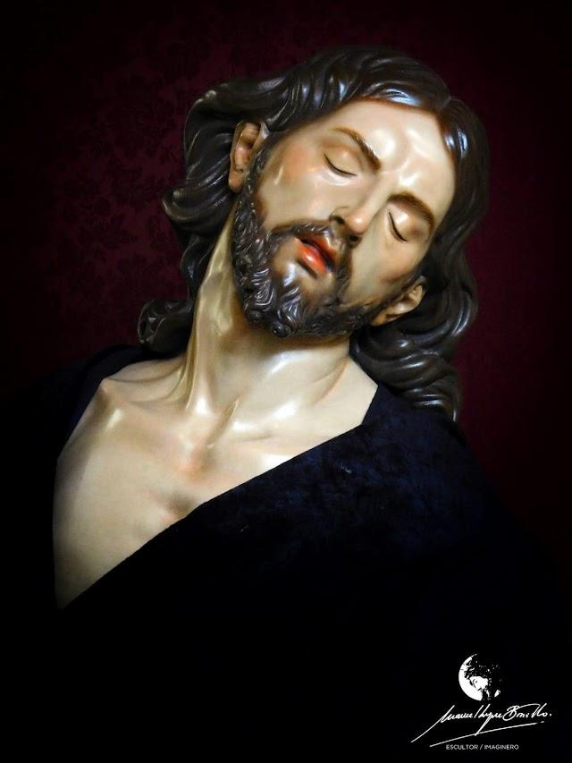 La imagen del apóstol Santiago estará en el costero izquierdo del paso.