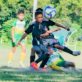 slide by Empty Deebee - Sports & Fitness Soccer/Association football ( davao city, football, soccer )