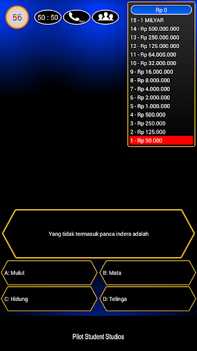 Kuis 1 Milyar 1.0.0.0 screenshots 4