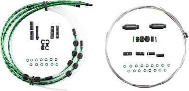 Jagwire Road Elite Link Shift Cable Kit with Ultra-Slick Uncoated Cables alternate image 0