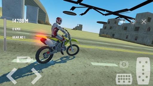 Motorbike Crush Simulator 3D  screenshots 6