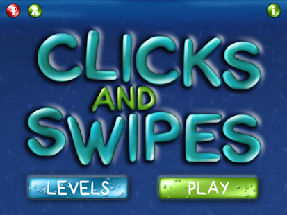 Clicks and Swipes- screenshot thumbnail