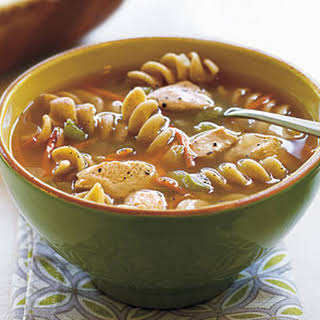 Chicken Pasta Soup.