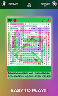 Word Finder Puzzle - Smart Link Word
