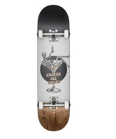 skateboard - Globe G1 excess 8.0
