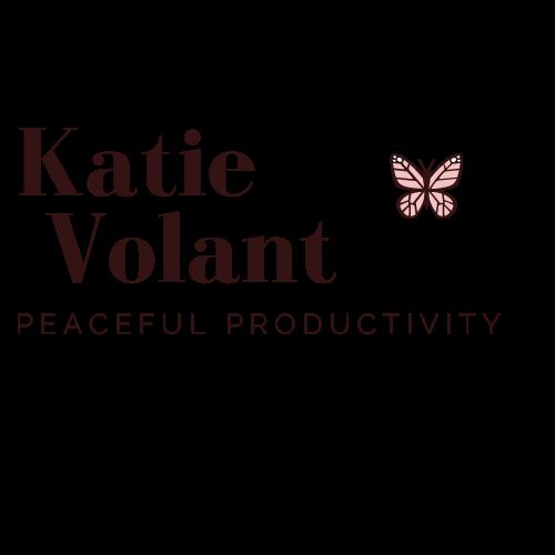 Katie Volant Peaceful Productivity