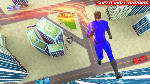 Light Speed hero: Crime Simulator: superhero games 3.1 screenshots 12