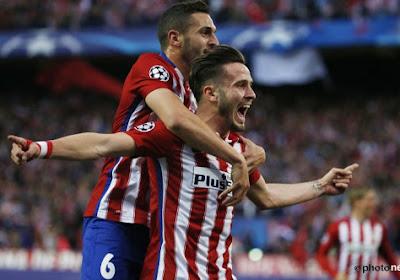 L'Atlético Madrid prolonge un de ses cadres