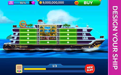 Slots Journey - Cruise & Casino 777 Vegas Games 1.6.0 screenshots 18