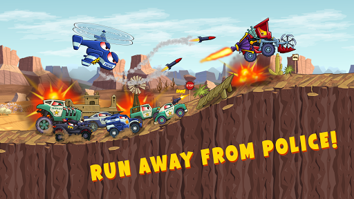 Car Eats Car 3 – Racing Game game (apk) free download for Android/PC/Windows screenshot