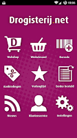 Screenshot of Drogisterij.net Mobiel