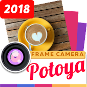 Potoya : Photo Frame, DP Status Pic & Square Insta