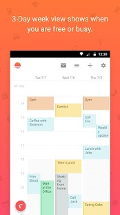 Sunrise Calendar- screenshot thumbnail