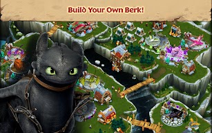 Dragons: Rise of Berk screenshot for Android