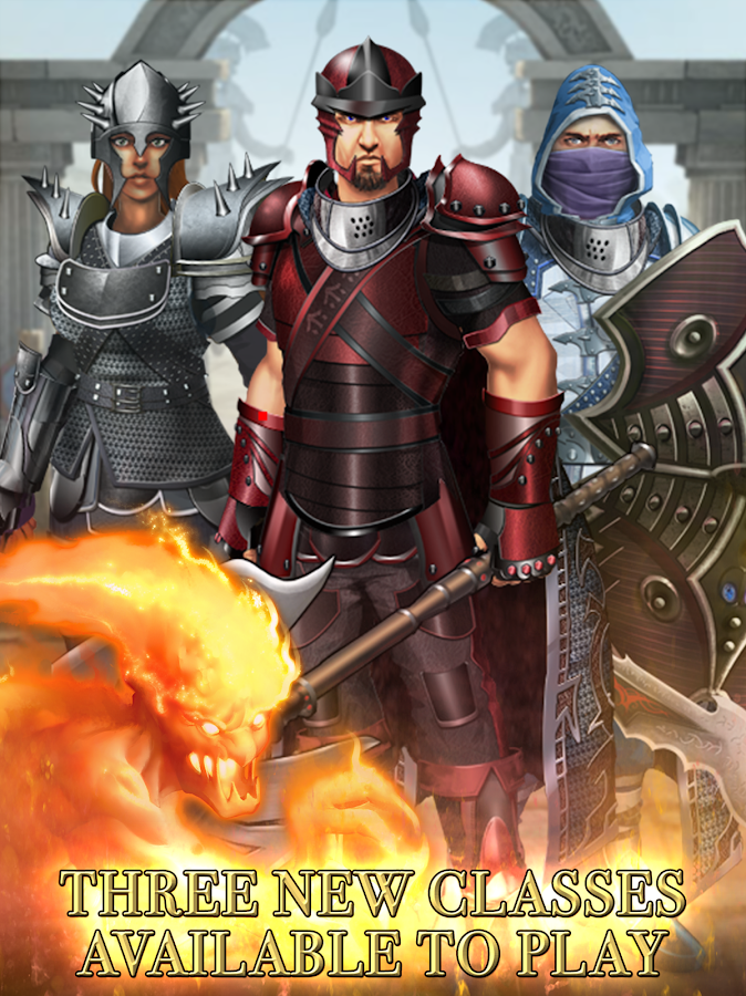 Book of Heroes- screenshot