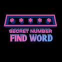 SECRET NUMBER FIND WORD icon